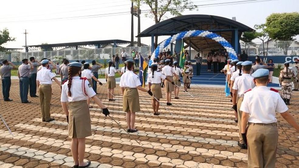 ESCOLA: Inscrições para vagas no Colégio Tiradentes vão até o dia 24 de outubro