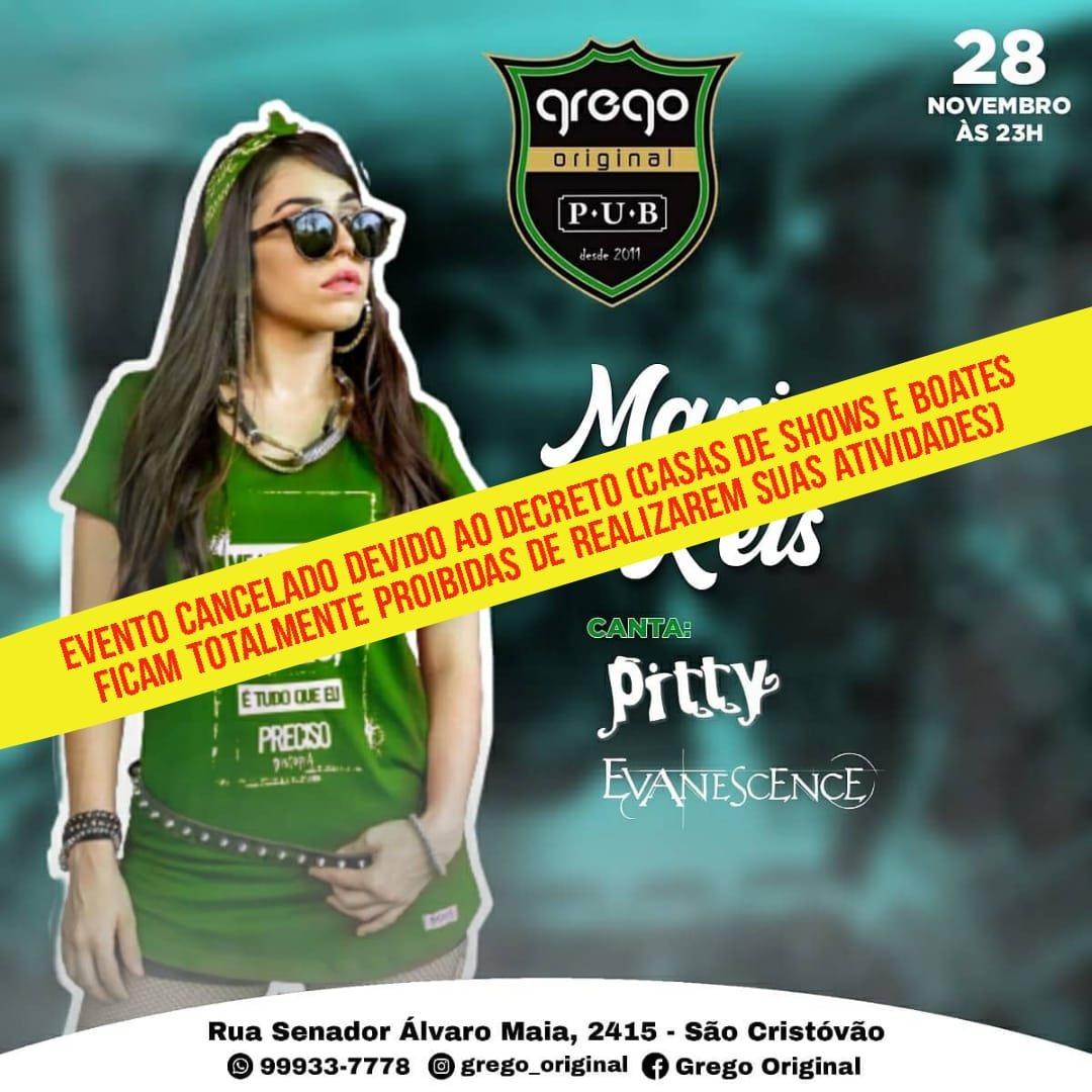 Concorra a ingressos para Tributo Pitty + Evanescence
