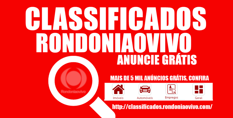 OPORTUNIDADE: Compra, venda, e lucre com os Classificados do Rondoniaovivo