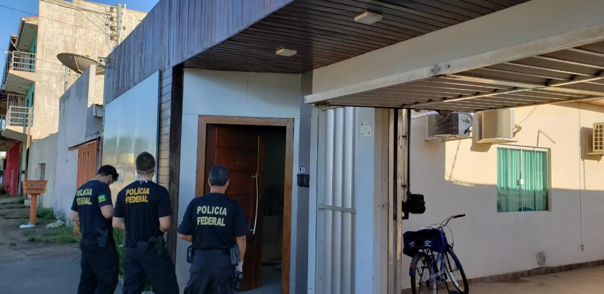 OPERAÇÃO DÚCTIL: Advogado e empresário presos pela Polícia Federal são identificados