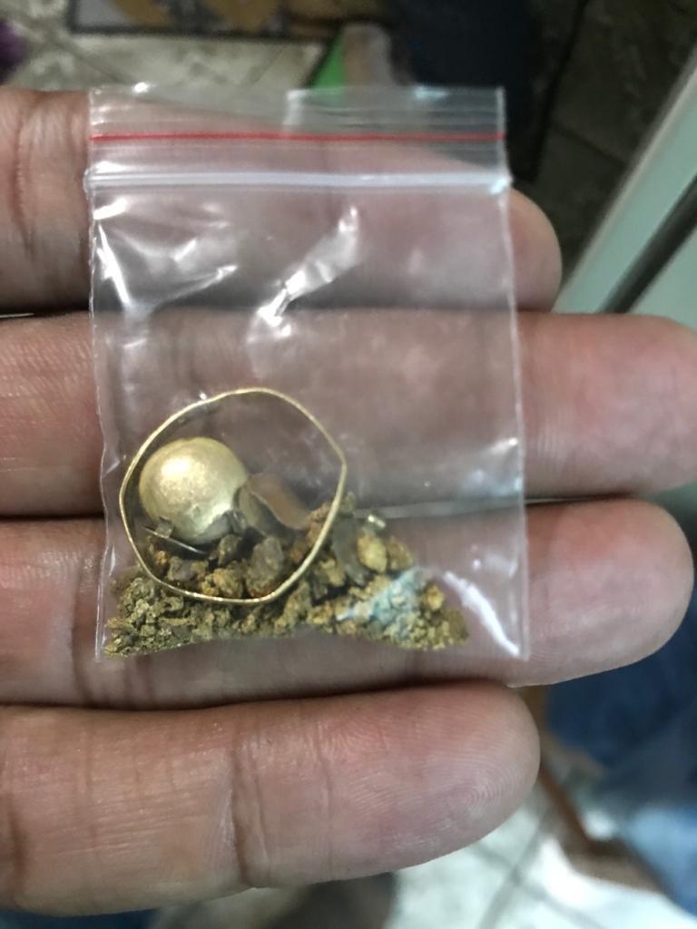 USURPAÇÃO: Polícia Federal prende dupla do Mato Grosso com ouro e diamante em Rondônia