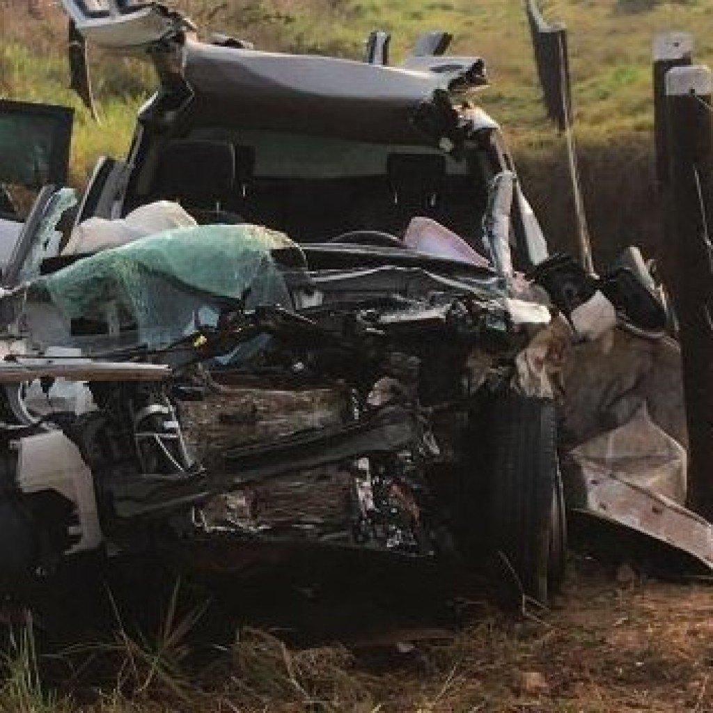 LAMENTÁVEL: Homem morre e médica é socorrida em estado grave após colisão frontal em rodovia de RO