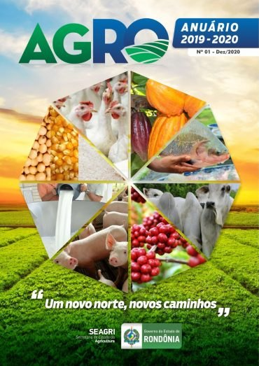 ANUÁRIO: Governo lança Revista Agro com informações de produtos agrícolas