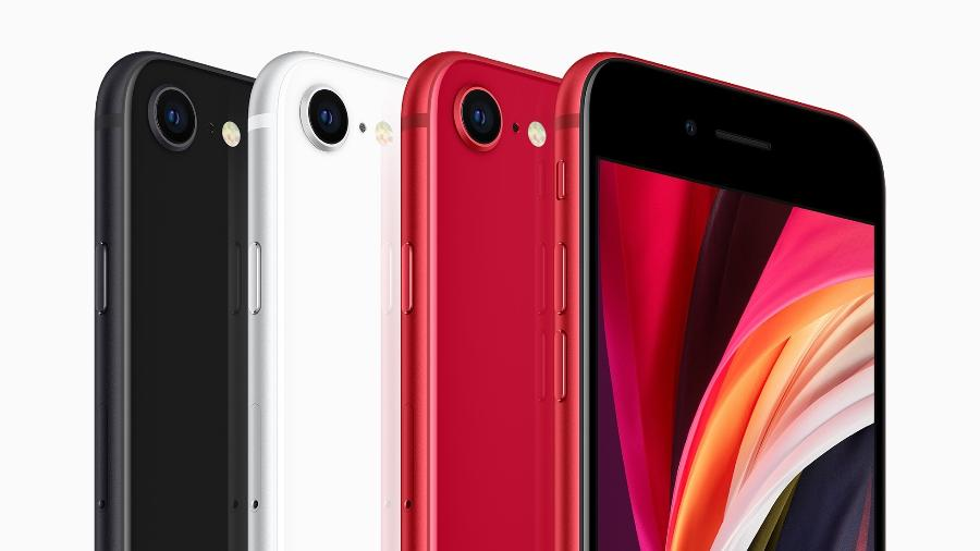 APOSTA DA GIGANTE: Apple lança nova versão do iPhone SE parecido com o iPhone 8